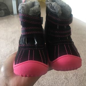Brand new baby snow boots